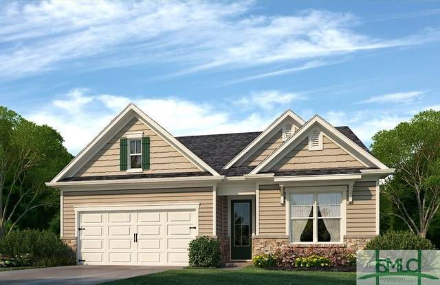 301 Hogan Drive, Richmond Hill, GA 31324 (MLS #229017) :: Heather Murphy Real Estate Group