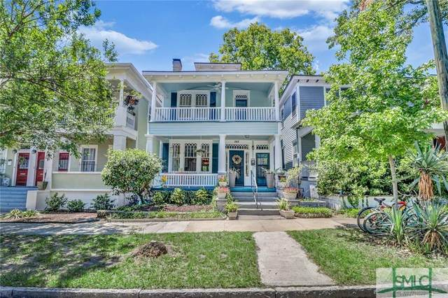 545 E Park Avenue, Savannah, GA 31401 (MLS #229024) :: The Arlow Real Estate Group