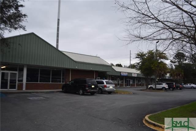 1190A King George Boulevard #5, Savannah, GA 31419 (MLS #229026) :: The Arlow Real Estate Group