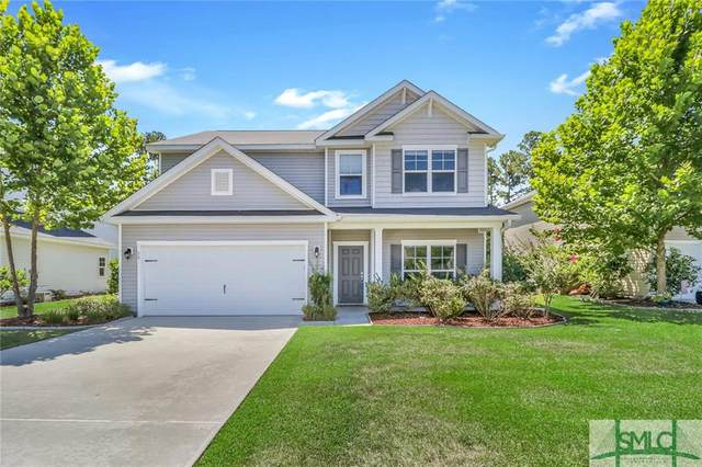 54 Richmond Walk Drive, Richmond Hill, GA 31324 (MLS #229028) :: Bocook Realty