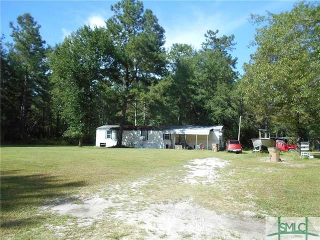1276 Clyo Kildare Road, Clyo, GA 31303 (MLS #229052) :: Bocook Realty