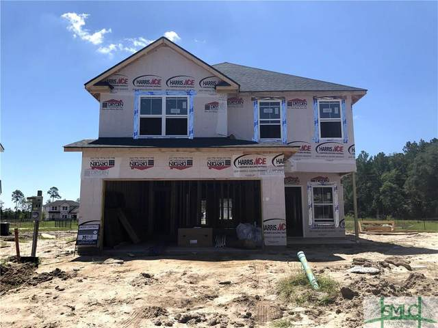 101 Hamlet Court, Hinesville, GA 31313 (MLS #229053) :: The Arlow Real Estate Group