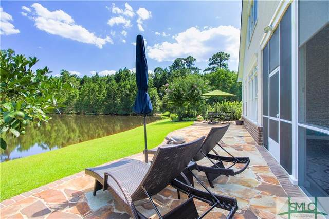 22 Lazy Hammock Court, Savannah, GA 31419 (MLS #229058) :: Bocook Realty