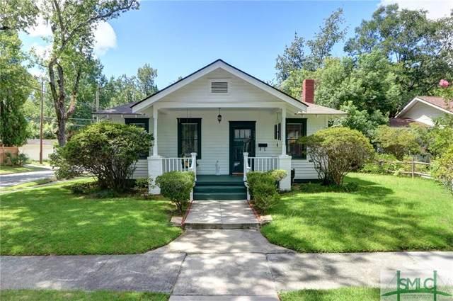 1235 E 49th Street, Savannah, GA 31404 (MLS #229073) :: Liza DiMarco