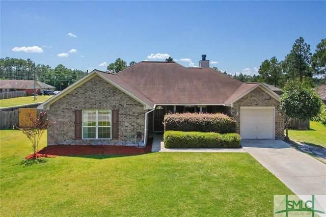 21 Cypress Cove NE, Ludowici, GA 31316 (MLS #229075) :: The Arlow Real Estate Group