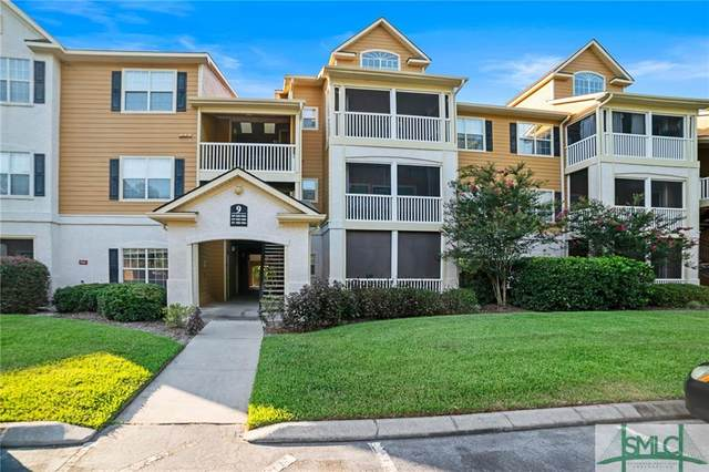 9101 Walden Park Drive #9101, Savannah, GA 31410 (MLS #229109) :: Bocook Realty