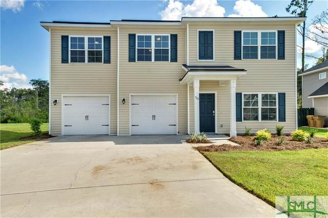 510 Cantle Drive, Richmond Hill, GA 31324 (MLS #229113) :: Keller Williams Realty-CAP