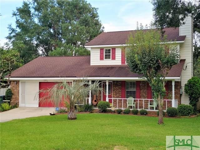 139 Pamela Drive, Hinesville, GA 31313 (MLS #229125) :: Heather Murphy Real Estate Group