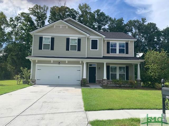 182 Richmond Walk Drive, Richmond Hill, GA 31324 (MLS #229130) :: Teresa Cowart Team