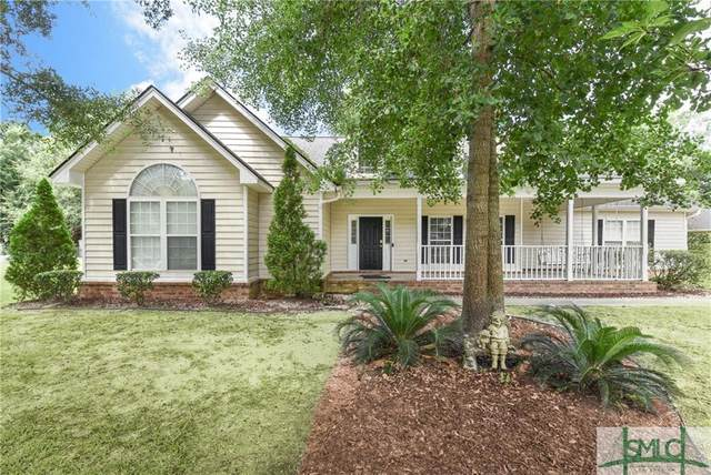 144 Maxwell Court, Richmond Hill, GA 31324 (MLS #229131) :: Coastal Savannah Homes