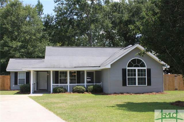 75 Front Run Place, Pembroke, GA 31321 (MLS #229167) :: Partin Real Estate Team at Luxe Real Estate Services