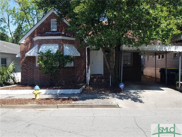 606 W 35th Street, Savannah, GA 31415 (MLS #229182) :: Liza DiMarco