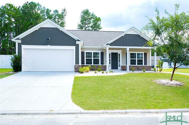 37 Swamp White Oak Drive, Bluffton, SC 29910 (MLS #229187) :: The Arlow Real Estate Group