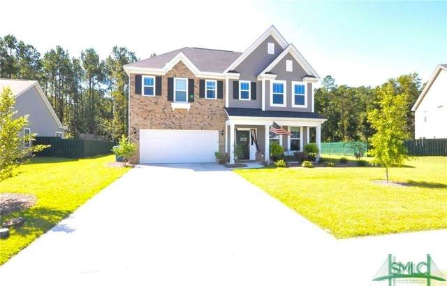 2480 Garden Hills Loop, Richmond Hill, GA 31324 (MLS #229189) :: The Arlow Real Estate Group
