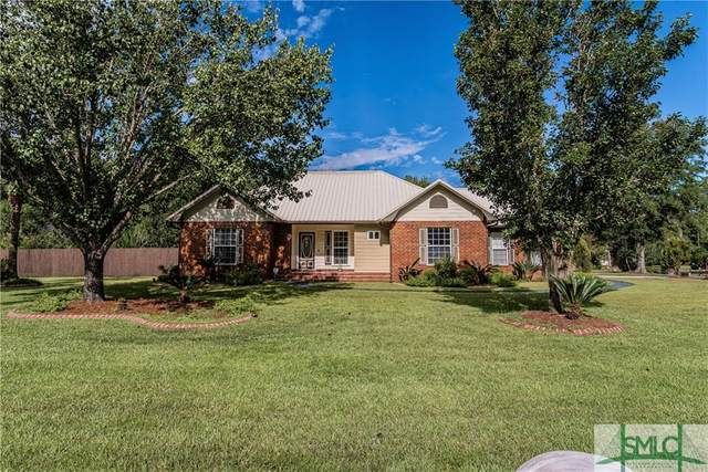 380 Tremain Drive, Hinesville, GA 31313 (MLS #229192) :: Keller Williams Coastal Area Partners