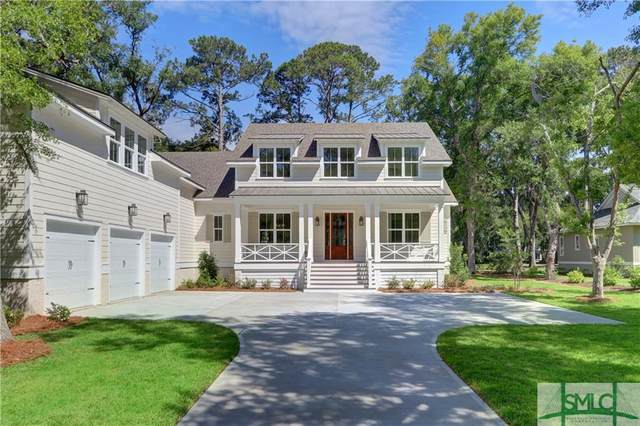 27 Rookery Road, Savannah, GA 31411 (MLS #229213) :: Partin Real Estate Team at Luxe Real Estate Services