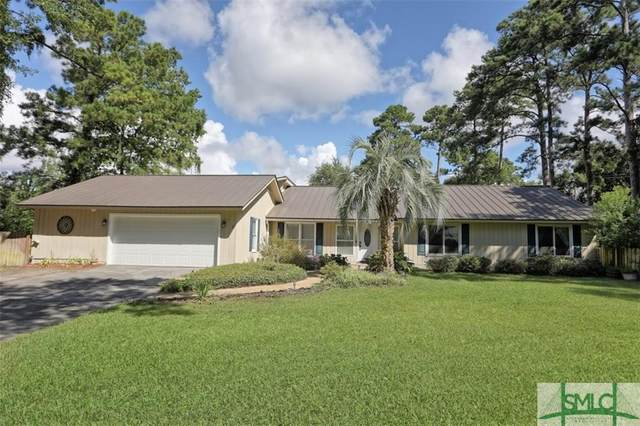 1 Druid Court, Savannah, GA 31410 (MLS #229219) :: Teresa Cowart Team