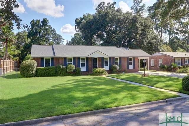 1417 N Camden Circle, Savannah, GA 31406 (MLS #229223) :: The Arlow Real Estate Group