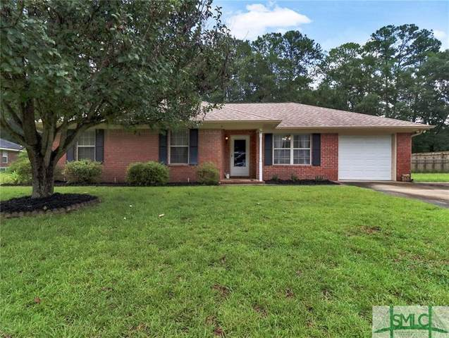 37 Jessica Court, Allenhurst, GA 31301 (MLS #229232) :: Glenn Jones Group | Coldwell Banker Access Realty
