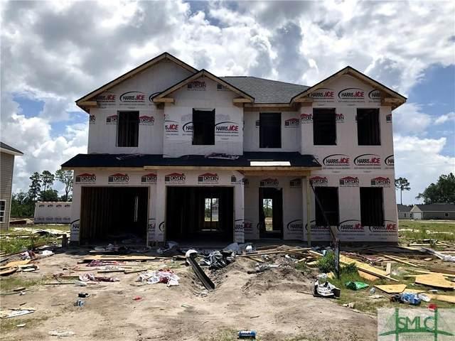 475 Thorp Circle, Hinesville, GA 31313 (MLS #229236) :: The Arlow Real Estate Group
