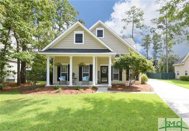 30 Golden Rod Loop, Richmond Hill, GA 31324 (MLS #229243) :: Glenn Jones Group | Coldwell Banker Access Realty