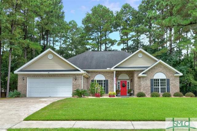 81 Golden Gate Drive, Pooler, GA 31322 (MLS #229247) :: Keller Williams Realty-CAP