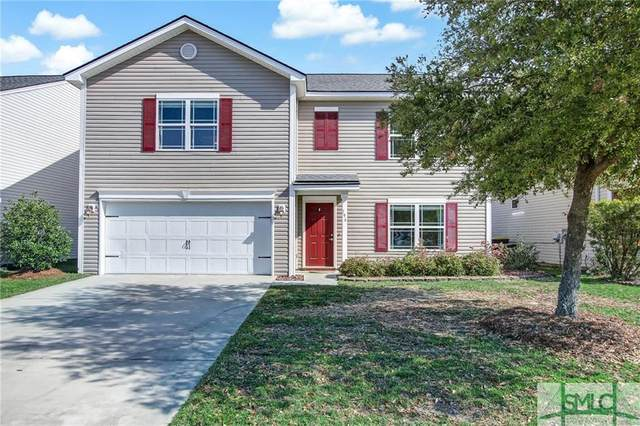 196 Lakepointe Drive, Savannah, GA 31407 (MLS #229251) :: Heather Murphy Real Estate Group