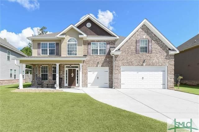 110 Blue Grass Circle, Guyton, GA 31312 (MLS #229254) :: The Arlow Real Estate Group