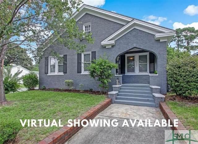 1202 E 35th Street, Savannah, GA 31404 (MLS #229259) :: Bocook Realty