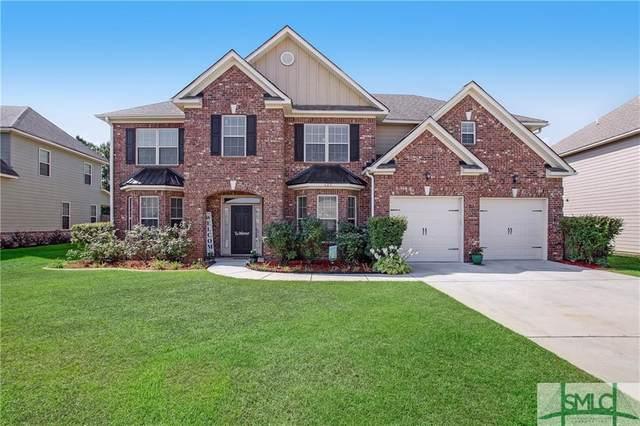 125 Saddleclub Way, Guyton, GA 31312 (MLS #229266) :: The Arlow Real Estate Group