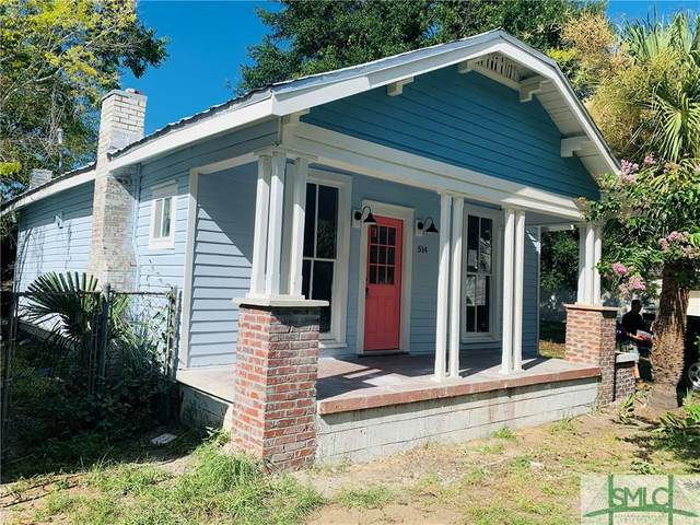 514 Orchard Street, Savannah, GA 31405 (MLS #229275) :: Teresa Cowart Team