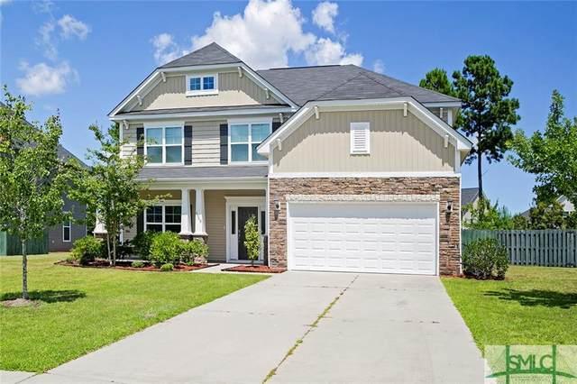4540 Garden Hills Loop, Richmond Hill, GA 31324 (MLS #229287) :: The Arlow Real Estate Group