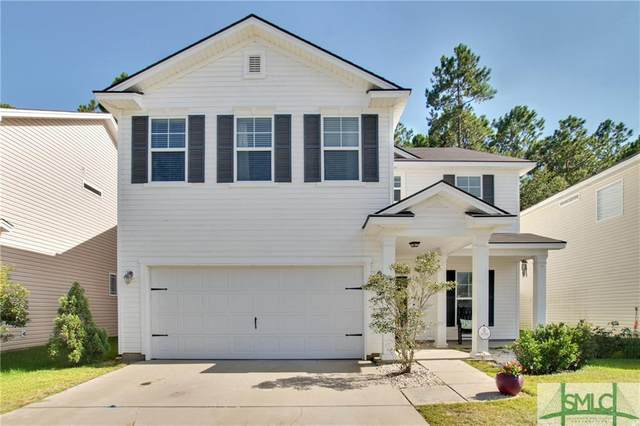 73 Crystal Lake Drive, Savannah, GA 31407 (MLS #229300) :: Heather Murphy Real Estate Group