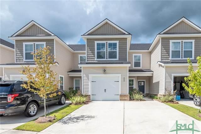 322 Sonoma Drive, Pooler, GA 31322 (MLS #229303) :: The Arlow Real Estate Group