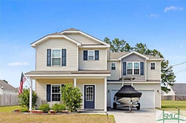 120 Bonnie Circle, Ellabell, GA 31308 (MLS #229315) :: The Arlow Real Estate Group