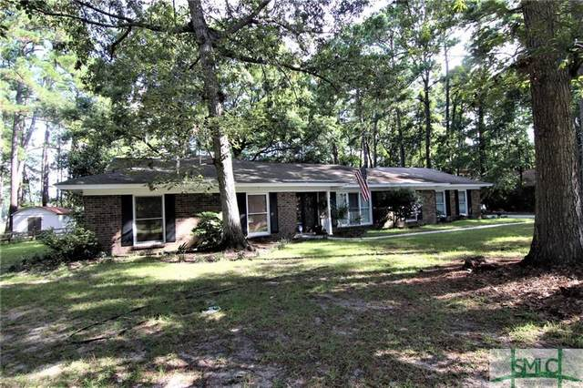 6908 Sandnettles Drive, Savannah, GA 31410 (MLS #229321) :: Barker Team | RE/MAX Savannah