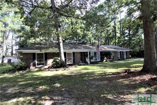 6908 Sandnettles Drive, Savannah, GA 31410 (MLS #229321) :: The Arlow Real Estate Group