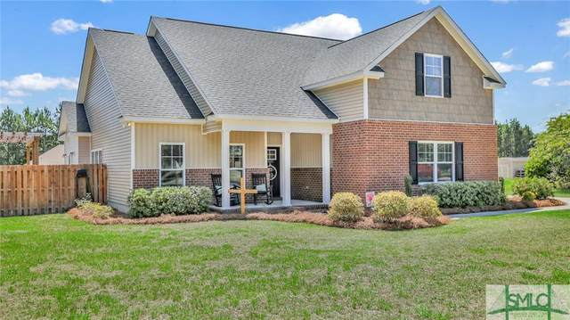 1501 Tara Boulevard, Brooklet, GA 30415 (MLS #229329) :: Heather Murphy Real Estate Group