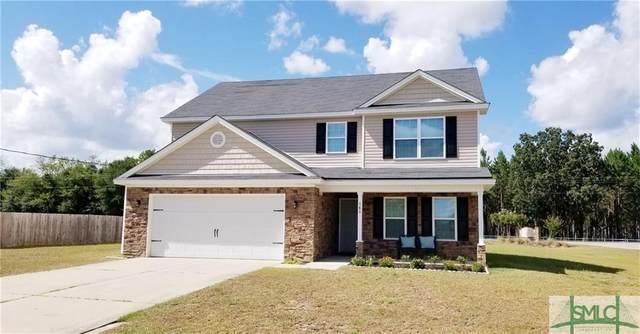 145 Mattie Belle Davis Street, Ellabell, GA 31308 (MLS #229342) :: Bocook Realty