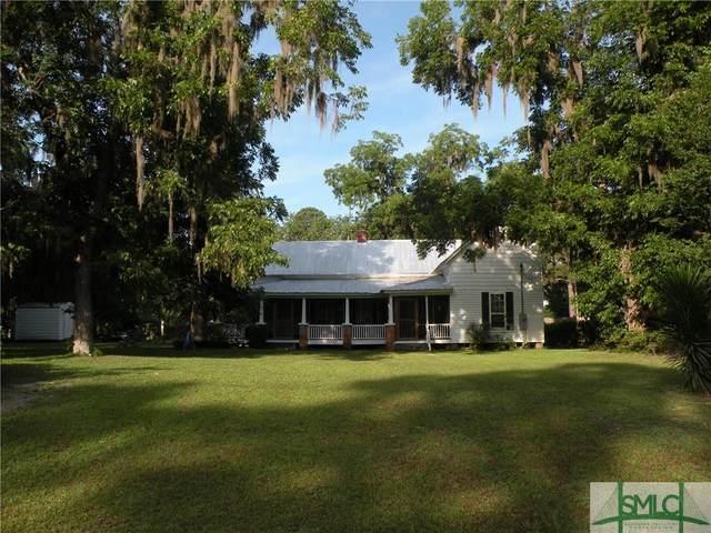 7806 Savannah Highway, Newington, GA 30446 (MLS #229343) :: RE/MAX All American Realty