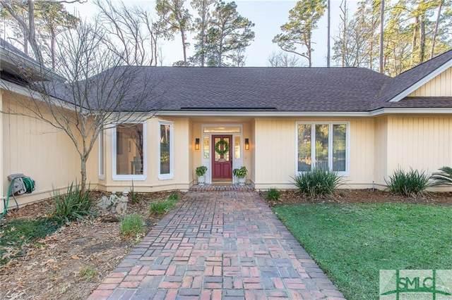 23 Hemingway Drive, Savannah, GA 31411 (MLS #229344) :: Liza DiMarco