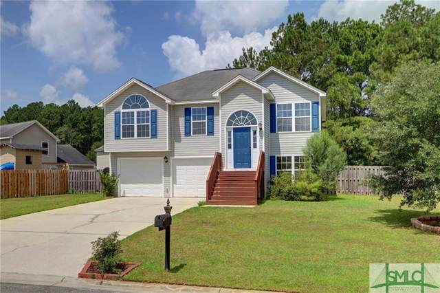 2 Mill Crossing, Port Wentworth, GA 31407 (MLS #229348) :: Heather Murphy Real Estate Group