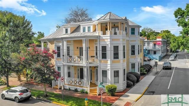 305 E Bolton Street #202, Savannah, GA 31401 (MLS #229349) :: The Arlow Real Estate Group