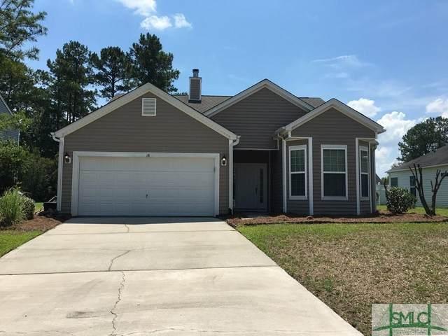 18 Old Bridge Drive, Pooler, GA 31322 (MLS #229358) :: The Arlow Real Estate Group