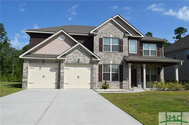 120 Bluegrass Circle, Guyton, GA 31312 (MLS #229368) :: The Arlow Real Estate Group