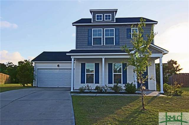 9 Drakie Court, Port Wentworth, GA 31407 (MLS #229379) :: Partin Real Estate Team at Luxe Real Estate Services