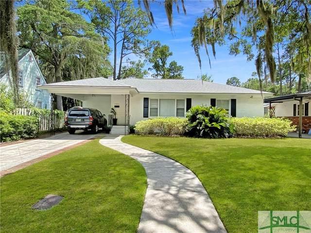 1931 Brogdon Street, Savannah, GA 31406 (MLS #229398) :: The Arlow Real Estate Group