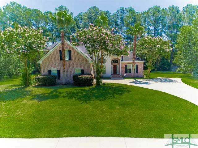 185 Brigham Drive, Richmond Hill, GA 31324 (MLS #229407) :: McIntosh Realty Team
