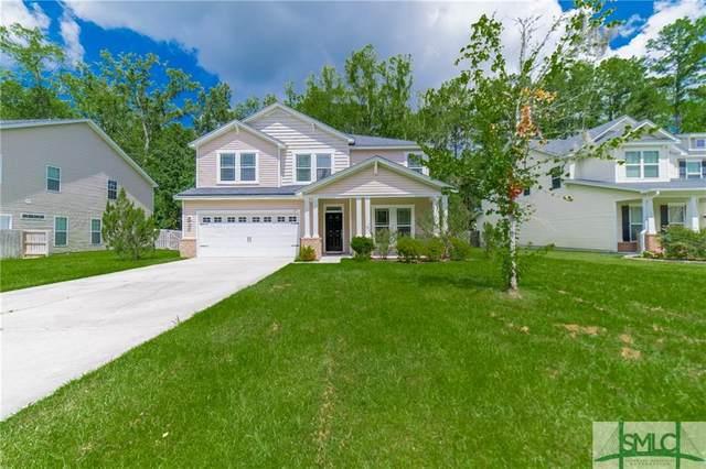 52 Lonnie Drive, Richmond Hill, GA 31324 (MLS #229422) :: Bocook Realty