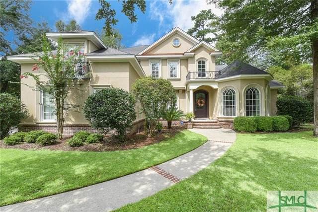 37 Grand Lake Circle, Savannah, GA 31405 (MLS #229424) :: Bocook Realty